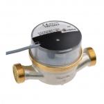 LINGG&JANKE 85101 Andrae MTW-EAX KNX Kalt-Wasserzähler waagerecht DN15 G3/4 Qn= 2,5 m³/h 80 mm