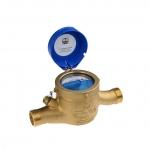 LINGG&JANKE 85140 Andrae MTK-HWX KNX Kalt-Wasserzähler waagerecht DN20 G1 Qn= 4 m³/h, 190 mm