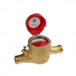 LINGG&JANKE 85150 Andrae MTK-HWX KNX Warm-Wasserzähler waagerecht DN20 G1 Qn= 4 m³/h, 190 mm