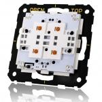LINGG&JANKE 87861 TA4F55TH-BCU-E KNX eco+UP Tastsensor 4fach
