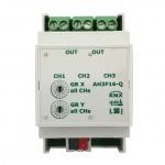 LINGG&JANKE Q79236 Schaltaktor AH3F16-Q 16A bei 250V AC 3-fach