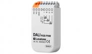 LUNATONE 89453837 DALI RGB-PWM LED Dimmer (CV), 12-24V DC 4A