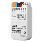 LUNATONE 89453837 DALI DT8 RGB PWM LED Dimmer CV 12-48VDC 4A