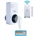 M-E 41155 AS 510  PROTECTOR Funk- Abluftsteuerung / Sender und Empfänger