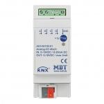 MDT AIO-0410V.01 Analogaktor 4-fach 2TE 0-10V REG