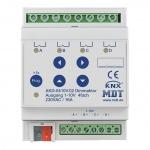 MDT AKD-0410V.02 Dimmaktor 4-fach 4TE REG 1-10V mit RGBW