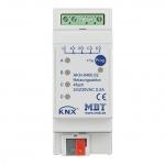 MDT AKH-0400.02 Heizungsaktor 2TE REG 24-230VAC 4-fach