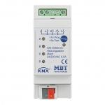 MDT AKH-0400.03 Heizungsaktor 2TE REG 24-230VAC 4-fach