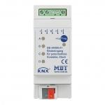 MDT-BE-04000.01 Binäreingang  4-fach 2TE REG Eingänge potentialfrei