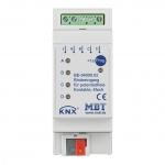 MDT BE-04000.02 Binäreingang 4-fach 2TE REG Eingänge potenzialfrei