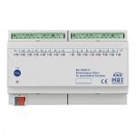 MDT BE-16000.01 Binäreingang  16-fach 8TE REG Eingänge potentialfrei