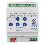 MDT JAL-0410D.02 Jalousieaktor 4TE REG 8A 24VDC 4-fach