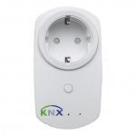 MDT RF-AKK1ST.01 KNX RF+Funk Steckdose 1-fach 16A 230VAC ohne Wirkleistungszähler