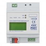 MDT SCN-DA641P.04S DaliControl IP Gateway PRO64 DALI-2 4TE REG
