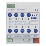 MDT SCN-DALI16.03 DaliControl Gateway mit HSV Ansteuerung 4TE REG 1 DALI Ausgang