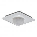 MDT SCN-G360D3.02 Präsenzmelder 360° 3 Pyro mit Glasfront weiß
