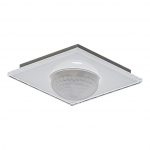 MDT SCN-G360K3.03 Glaspräsenzmelder360°  mit Temperatursensor weiß
