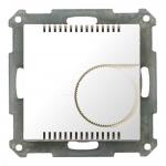 MDT SCN-RT1UPE.G1 Raumtemperaturregler 55mm UP reinweiß glänzend & einstellbar