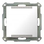 MDT SCN-TS1UP.G1 Raumtemperatursensor 55mm UP reinweiß glänzend