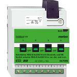 MERTEN 647595 Schaltaktor REG-K/4x230/16 mit Handbetätigung und Stromerkennung