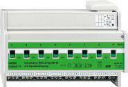 MERTEN 647893 Schaltaktor REG-K/8x230/16 mit Handbetätigung
