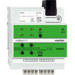 MERTEN 649204 Schaltaktor REG-K/4x230/10 mit Handbetätigung
