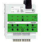 MERTEN 649208 Schaltaktor REG-K/8x230/10 mit Handbetätigung
