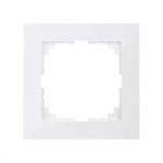 MERTEN MEG4010-3619 M-Pure Abdeckrahmen polarweiß 1-fach