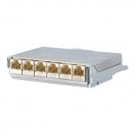 METZ CONNECT 860018-10-E E-DAT 6x8 AP-Verteiler