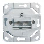 METZ CONNECT 130C381200-I Universal Netzwerkdose RJ45 2Port