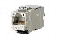 METZ CONNECT 130B21-E Keystone Anschlussbuchse RJ45 modul K 180°