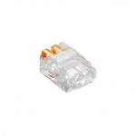 OBO BETTERMANN 2054450 61 225 FL Universal-Steckklemme 2-polig