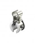 OBO BETTERMANN 2307622 4021 K 6-13 V4A Fix-ISO-Spanndrahtschelle Spannbereich 6-13 mm