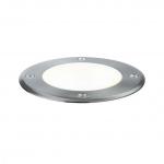 PAULMANN 939.06 Plug&Shine Bodeneinbau Leuchte 3,3W 24V 3000K IP67 38° 366lm