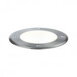 PAULMANN 939.07 Plug&Shine Bodeneinbau Leuchte 6W 24V 3000K IP67 20° 428lm