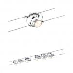 PAULMANN 941.28 Seil-Set LED Cardan 6x4W