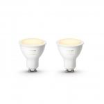 PHILIPS 67118400 Philips Hue White Ambiance LED 5,5W GU10 2200-6500K
