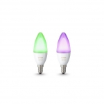PHILIPS 69524100 Philips Hue White and Color Ambiance LED 6,5W E14 2200-6500K