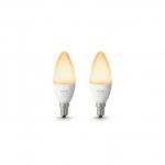PHILIPS 69526500 Philips Hue White Ambiance LED 6W E14 2200-6500K
