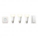 PHILIPS 78523200 Philips Hue White LED Starter-Kit E27 9W