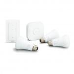 PHILIPS 67334500 Philips Hue LED White Ambiance Starter-Kit E27
