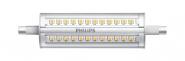 PHILIPS 57879700 CorePro LED linear R7S 118mm 14-100W 830 D 3000 K