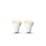 PHILIPS 62929800 Philips Hue White Ambiance LED 5,5W GU10 2200-6500K