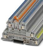 PHOENIX 3076032 UTI 2,5-PE/L/NTB Installationsschutzleiterklemme grau