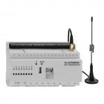 RUTENBECK 700802611 Control Plus IP 8 IP-Schaltaktor 100Mbit/s