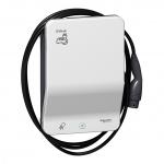 SCHNEIDER EVB1A22PCRI Ladestation EVlink Wallbox G4 Smart 22kW T2-Kabel RFID