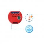 SHELLY 1PM WiFi Schaltaktor 2fach 16A mit Strommessung 2er Set