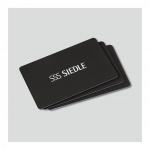SIEDLE EKC 600-0/03 Electronic-Key-Card VPE / 3 Stück