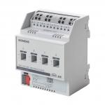SIEMENS 5WG1535-1DB31 KNX Schaltaktor 16/20 AX C-Last 4-fach