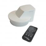 STEINEL 004064 SensIQ S KNX Infrarot-Bewegungsmelder 300° Weiß